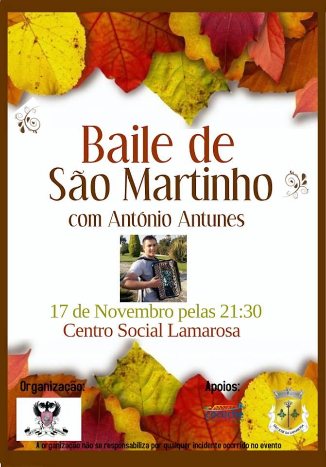 Baile de São Martinho – Águias da Lamarosa