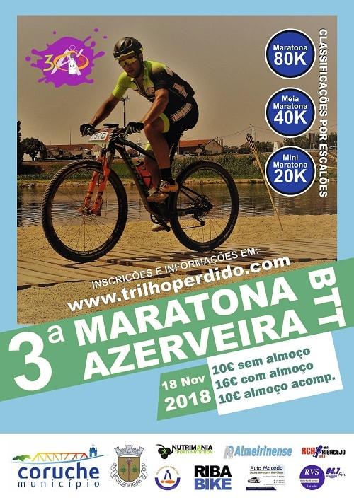 3.ª Maratona de BTT – Associação Cultural e Desportiva 3Ás da Azerveira